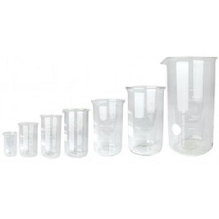 Maatbeker hittebestendig gegradueerd borosilicaatglas for Hittebestendig glas