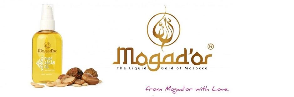 Mogad\'or Pure Argan Oil Premium Kwaliteit voor huid, haar en nagels!