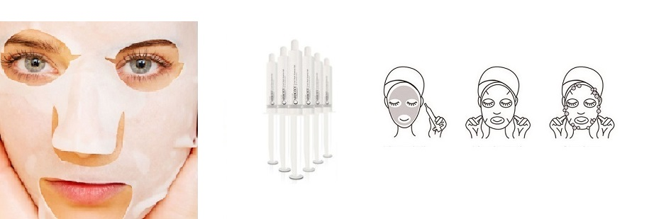Carboxy CO2 masker therapie
