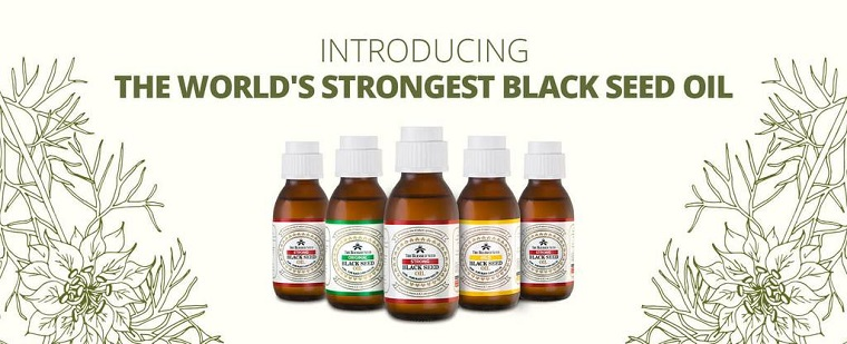 The Blessed Seed Black Seed Oil